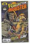 Frankenstein Mobster comic books