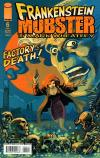 Frankenstein Mobster #6 comic books for sale