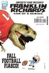 Franklin Richards: Fall Football Fiasco #1 comic books for sale