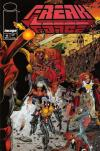Freak Force #12 comic books - cover scans photos Freak Force #12 comic books - covers, picture gallery