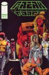 Freak Force #16 comic books - cover scans photos Freak Force #16 comic books - covers, picture gallery