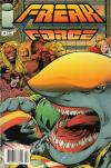 Freak Force #2 comic books - cover scans photos Freak Force #2 comic books - covers, picture gallery