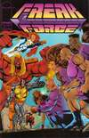 Freak Force #3 comic books - cover scans photos Freak Force #3 comic books - covers, picture gallery