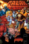 Freak Force #4 comic books - cover scans photos Freak Force #4 comic books - covers, picture gallery