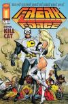 Freak Force #7 comic books - cover scans photos Freak Force #7 comic books - covers, picture gallery