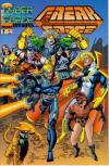Freak Force #9 comic books - cover scans photos Freak Force #9 comic books - covers, picture gallery