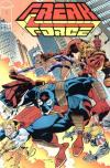 Freak Force Comic Books. Freak Force Comics.