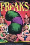 Freaks #3 Comic Books - Covers, Scans, Photos  in Freaks Comic Books - Covers, Scans, Gallery