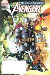 Free Comic Book Day: Avengers 2009 #1 comic books for sale
