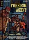Freedom Agent Comic Books. Freedom Agent Comics.