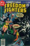 Freedom Fighters #10 comic books for sale