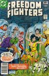 Freedom Fighters #15 comic books for sale