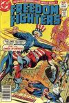 Freedom Fighters #8 comic books for sale