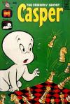 Friendly Ghost Casper #117 comic books - cover scans photos Friendly Ghost Casper #117 comic books - covers, picture gallery