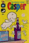 Friendly Ghost Casper #134 Comic Books - Covers, Scans, Photos  in Friendly Ghost Casper Comic Books - Covers, Scans, Gallery