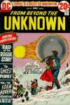 From Beyond the Unknown #21 comic books for sale