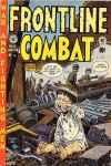 Frontline Combat #10 Comic Books - Covers, Scans, Photos  in Frontline Combat Comic Books - Covers, Scans, Gallery