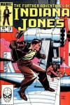Further Adventures of Indiana Jones #10 comic books - cover scans photos Further Adventures of Indiana Jones #10 comic books - covers, picture gallery