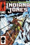 Further Adventures of Indiana Jones #18 comic books - cover scans photos Further Adventures of Indiana Jones #18 comic books - covers, picture gallery