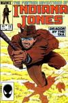 Further Adventures of Indiana Jones #19 comic books - cover scans photos Further Adventures of Indiana Jones #19 comic books - covers, picture gallery