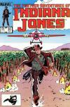 Further Adventures of Indiana Jones #20 comic books - cover scans photos Further Adventures of Indiana Jones #20 comic books - covers, picture gallery
