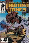 Further Adventures of Indiana Jones #21 comic books - cover scans photos Further Adventures of Indiana Jones #21 comic books - covers, picture gallery
