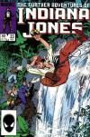 Further Adventures of Indiana Jones #23 comic books - cover scans photos Further Adventures of Indiana Jones #23 comic books - covers, picture gallery