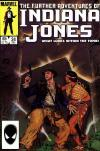 Further Adventures of Indiana Jones #24 comic books - cover scans photos Further Adventures of Indiana Jones #24 comic books - covers, picture gallery