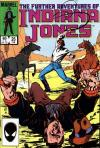 Further Adventures of Indiana Jones #26 comic books - cover scans photos Further Adventures of Indiana Jones #26 comic books - covers, picture gallery