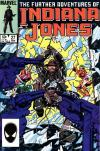 Further Adventures of Indiana Jones #27 comic books - cover scans photos Further Adventures of Indiana Jones #27 comic books - covers, picture gallery