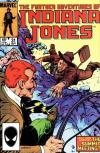 Further Adventures of Indiana Jones #31 comic books - cover scans photos Further Adventures of Indiana Jones #31 comic books - covers, picture gallery