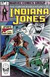 Further Adventures of Indiana Jones #5 comic books - cover scans photos Further Adventures of Indiana Jones #5 comic books - covers, picture gallery