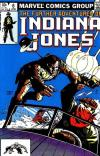 Further Adventures of Indiana Jones #6 Comic Books - Covers, Scans, Photos  in Further Adventures of Indiana Jones Comic Books - Covers, Scans, Gallery