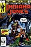 Further Adventures of Indiana Jones #7 comic books - cover scans photos Further Adventures of Indiana Jones #7 comic books - covers, picture gallery