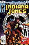 Further Adventures of Indiana Jones #8 comic books - cover scans photos Further Adventures of Indiana Jones #8 comic books - covers, picture gallery
