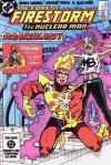 Fury of Firestorm #31 comic books for sale
