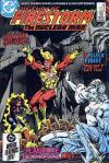 Fury of Firestorm #35 comic books for sale