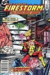 Fury of Firestorm #37 comic books for sale