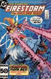 Fury of Firestorm #44 comic books for sale