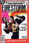 Fury of Firestorm #50 comic books for sale