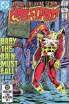 Fury of Firestorm #9 comic books for sale