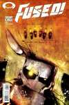 Fused #4 comic books - cover scans photos Fused #4 comic books - covers, picture gallery