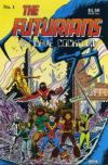 Futurians Comic Books. Futurians Comics.