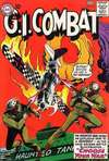 G.I. Combat #110 comic books - cover scans photos G.I. Combat #110 comic books - covers, picture gallery