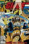 G.I. Joe: A Real American Hero #127 comic books - cover scans photos G.I. Joe: A Real American Hero #127 comic books - covers, picture gallery