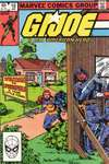 G.I. Joe: A Real American Hero #10 comic books - cover scans photos G.I. Joe: A Real American Hero #10 comic books - covers, picture gallery