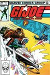 G.I. Joe: A Real American Hero #11 comic books - cover scans photos G.I. Joe: A Real American Hero #11 comic books - covers, picture gallery