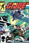 G.I. Joe: A Real American Hero #24 comic books - cover scans photos G.I. Joe: A Real American Hero #24 comic books - covers, picture gallery