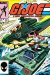 G.I. Joe: A Real American Hero #25 comic books - cover scans photos G.I. Joe: A Real American Hero #25 comic books - covers, picture gallery