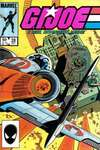 G.I. Joe: A Real American Hero #28 comic books - cover scans photos G.I. Joe: A Real American Hero #28 comic books - covers, picture gallery